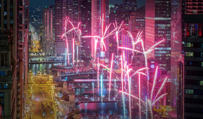 NYE Blast Chicago 2020 - West