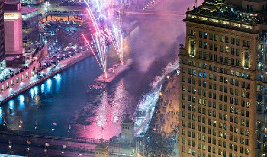 NYE Blast Chicago 2020 - East